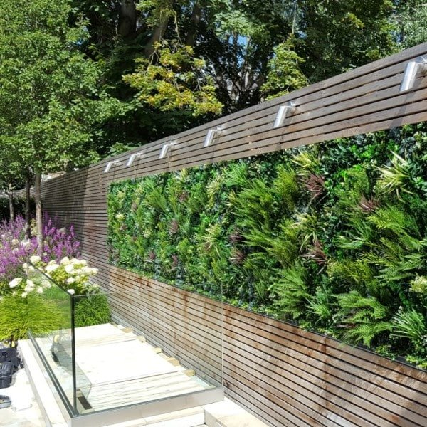 VistaFolia Faux Vertical Garden Wall  (6)